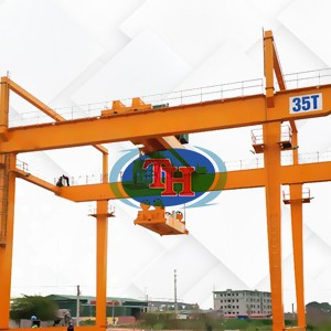 CỔNG TRỤC CONTAINER 35TẤN
